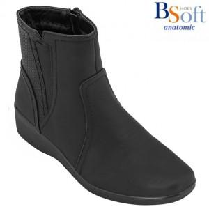 γυναικεια παπουτσια ΑΝΑΤΟΜΙΚΟ ΜΠΟΤΑΚΙ B-SOFT I ΣΙΝΔΟΣ