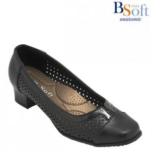 γυναικεια παπουτσια ΑΝΑΤΟΜΙΚΗ ΓΟΒΑ B-SOFT I ΣΙΝΔΟΣ