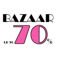 BAZAAR up to 70%