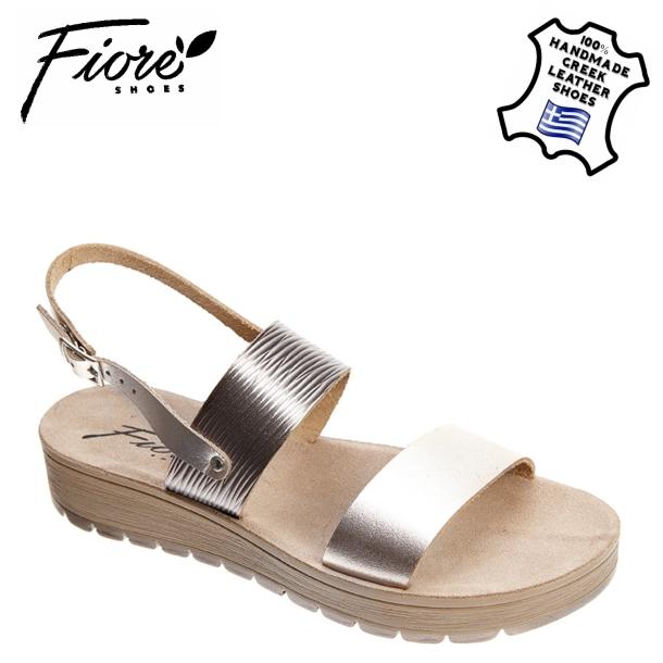 γυναικεια καλοκαιρινα παπουτσια-ΠEΔΙΛΟ ΔΕΡΜΑΤΙΝΟ (ΑΤΣΑΛΙ) 82b8c23c5a6